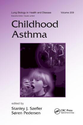 Szefler / Pedersen | Childhood Asthma | Buch | sack.de