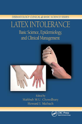 Chowdhury   Latex Intolerance   Buch   sack.de