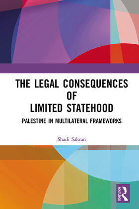 Sakran | The Legal Consequences of Limited Statehood | Buch | sack.de