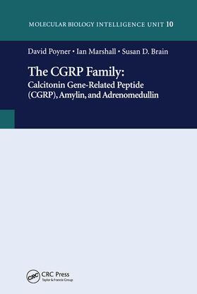 Poyner   The CGRP Family   Buch   sack.de
