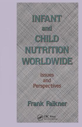 Falkner   Infant and Child Nutrition Worldwide   Buch   sack.de