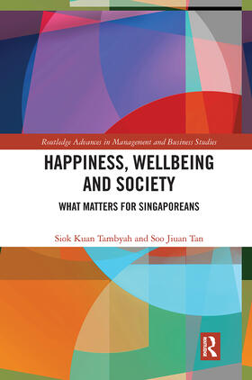 Tambyah / Tan | Happiness, Wellbeing and Society | Buch | sack.de