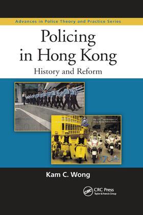 Wong | Policing in Hong Kong | Buch | sack.de