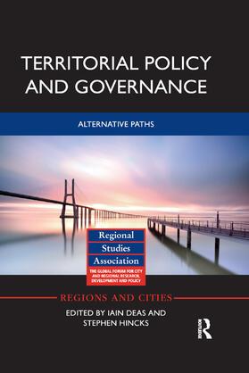 Deas / Hincks | Territorial Policy and Governance | Buch | sack.de