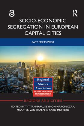 Tammaru / Marcinczak / van Ham   Socio-Economic Segregation in European Capital Cities   Buch   sack.de