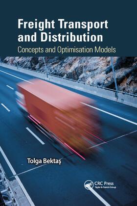 Bektas   Freight Transport and Distribution   Buch   sack.de