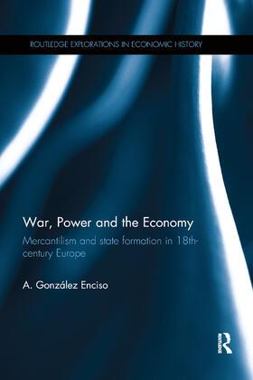 Enciso | War, Power and the Economy | Buch | sack.de