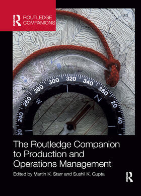 Starr / Gupta   The Routledge Companion to Production and Operations Management   Buch   sack.de