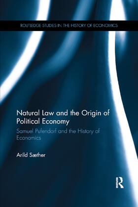 Saether | Natural Law and the Origin of Political Economy | Buch | sack.de