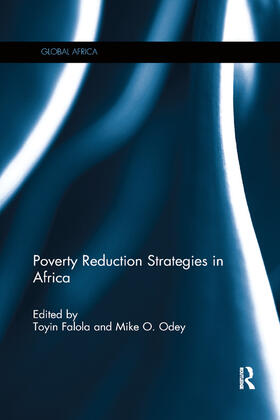 Odey / Falola | Poverty Reduction Strategies in Africa | Buch | sack.de