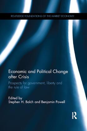 Balch / Powell | Economic and Political Change after Crisis | Buch | sack.de