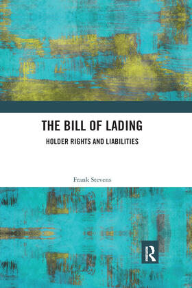 Stevens | The Bill of Lading | Buch | sack.de