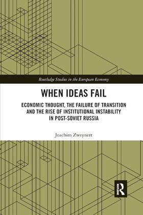 Zweynert | When Ideas Fail | Buch | sack.de