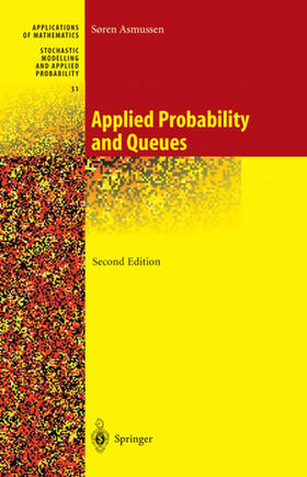 Asmussen | Applied Probability and Queues | Buch | sack.de