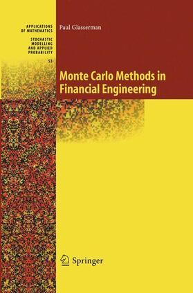 Glasserman | Monte Carlo Methods in Financial Engineering | Buch | sack.de