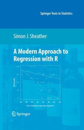 Sheather | A Modern Approach to Regression with R | Buch | sack.de