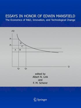 Scherer / Link | Essays in Honor of Edwin Mansfield | Buch | sack.de