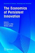 Bas / Latham    The Economics of Persistent Innovation: An Evolutionary View   Buch    Sack Fachmedien