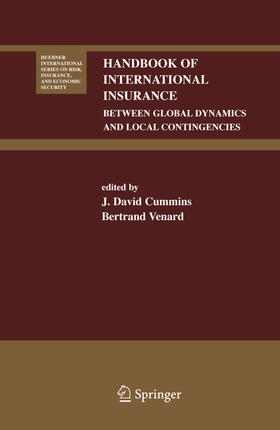 Cummins / Venard | Handbook of International Insurance | Buch | sack.de