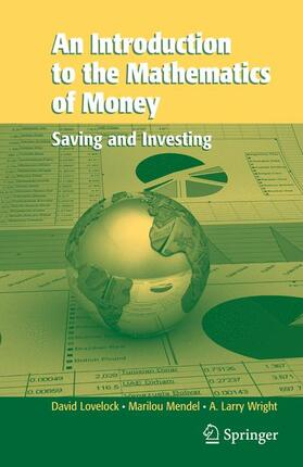 Lovelock / Mendel / Wright | An Introduction to the Mathematics of Money | Buch | sack.de