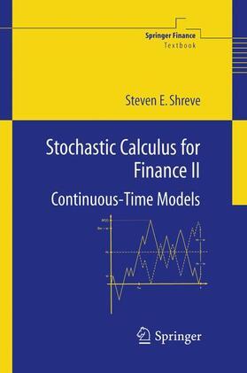 Shreve | Stochastic Calculus for Finance II | Buch | sack.de