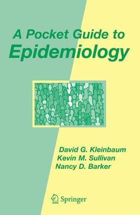 Kleinbaum / Sullivan / Barker | A Pocket Guide to Epidemiology | Buch | sack.de