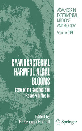 Hudnell | Cyanobacterial Harmful Algal Blooms: State of the Science and Research Needs | Buch | sack.de
