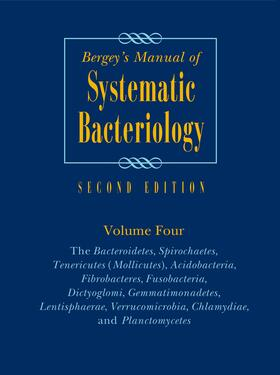Krieg / Ludwig / Whitman | Bergey's Manual of Systematic Bacteriology | Buch | sack.de