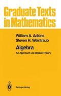 Adkins / Weintraub |  Algebra | Buch |  Sack Fachmedien