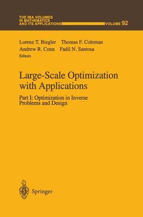 Biegler / Coleman / Conn | Large-Scale Optimization with Applications | Buch | sack.de