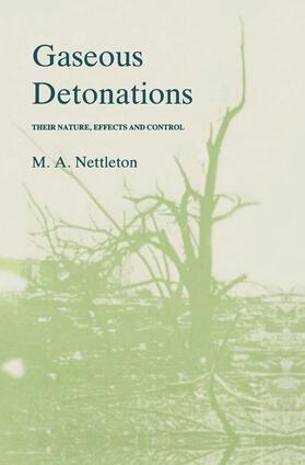 Nettleton   Gaseous Detonations   Buch   sack.de