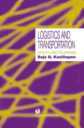 Kasilingam | Logistics and Transportation | Buch | sack.de