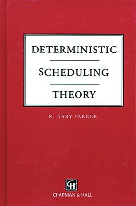 Parker | Deterministic Scheduling Theory | Buch | sack.de