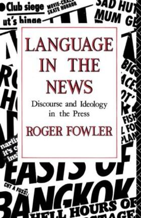 Fowler | Language in the News | Buch | sack.de