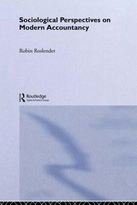 Roslender | Sociological Perspectives on Modern Accountancy | Buch | sack.de