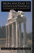 Tomlinson |  From Mycenae to Constantinople | Buch |  Sack Fachmedien