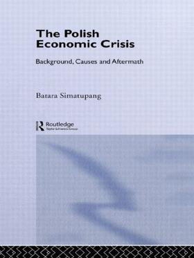 Simatupang | The Polish Economic Crisis | Buch | sack.de
