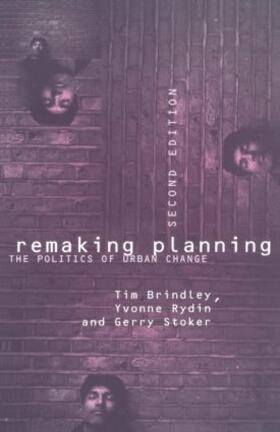 Brindley / Rydin / Stoker | Remaking Planning | Buch | sack.de