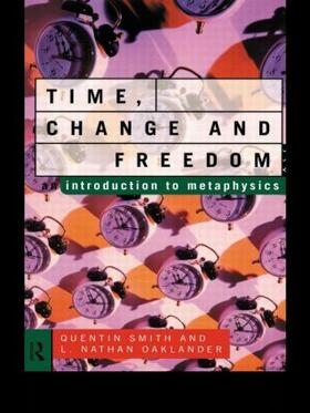 Oaklander / Smith | Time, Change and Freedom | Buch | sack.de