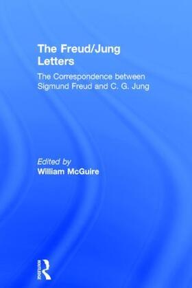 Jung / Freud / McGuire | The Freud/Jung Letters | Buch | sack.de