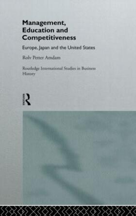 Amdam | Management, Education and Competitiveness | Buch | sack.de