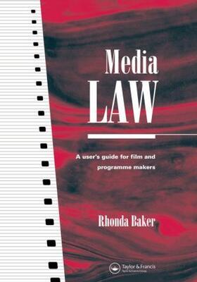 Baker | Media Law | Buch | sack.de