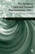 Forder / Menon |  European Union and National Macroeconomic Policy | Buch |  Sack Fachmedien