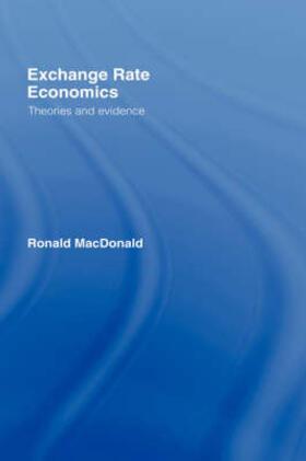 MacDonald | Exchange Rate Economics | Buch | sack.de