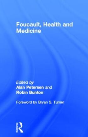 Bunton / Petersen | Foucault, Health and Medicine | Buch | sack.de