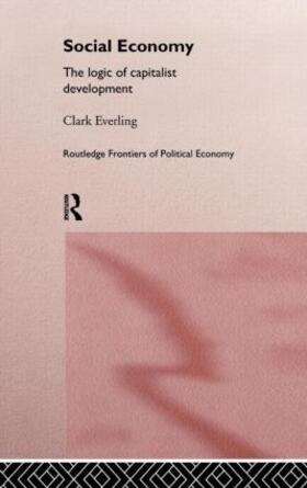 Everling   Social Economy   Buch   sack.de