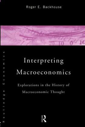 Backhouse | Interpreting Macroeconomics | Buch | sack.de