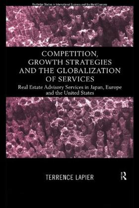 LaPier | Competition, Growth Strategies and the Globalization of Services | Buch | sack.de