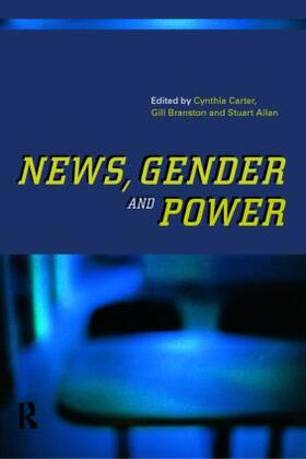 Allan / Branston / Carter | News, Gender and Power | Buch | sack.de