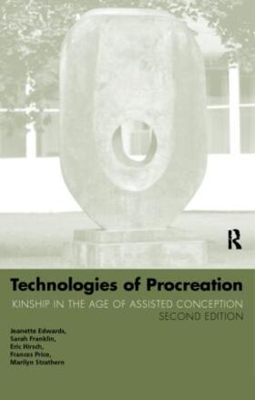 Edwards / Franklin / Hirsch | Technologies of Procreation | Buch | sack.de